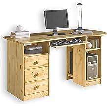 Schreibtisch Kiefer Gelaugt Geölt Suchergebnis Auf Amazonde Für