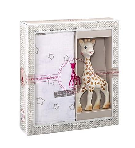 Vulli - Sophiesticated - Sophie la Girafe - Coffret Cadeau Naissance 2+ Ans Taille M