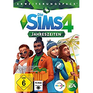 Die Sims 4 – Jahreszeiten – [PC] – (Code in der Box)