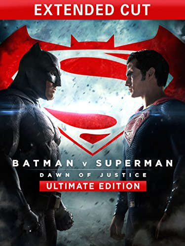 Image of Batman v Superman: Dawn Of Justice Ultimate Edition