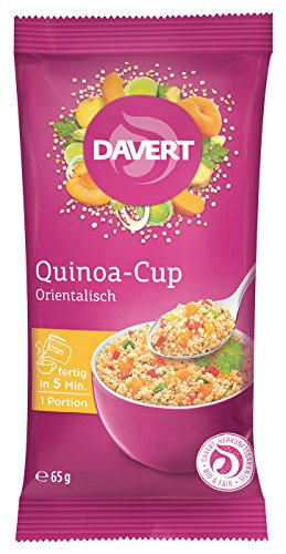 Davert Bio Quinoa-Cup Orientalisch, 65 g