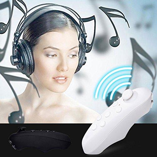 Drahtlose Bluetooth Gamepad Fernbedienung für VR Kasten Android / Ios PC - Weiß
