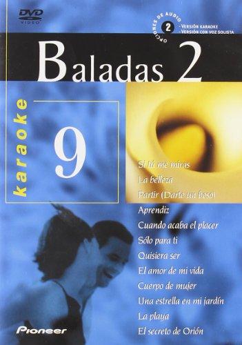 Karaoke 9 Baladas 2 [Edizione: Germania]