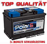 AUTOBATTERIE STARTERBATTERIE 12V 55 Ah SMART FORTWO Coupe  0.8 CDi  08.09- 40/54 kW/PS