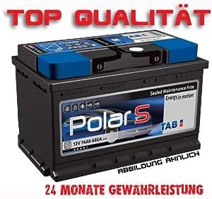 Batterie de voiture batterie de démarrage 12V 73Ah Citroen C8(EA _, EB _) 2.2HDI 07.02de 94/128kW/PS