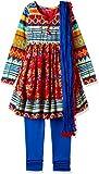 Biba Girls' Dress Suit (KW2045_red_7)