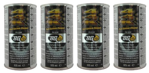 4-x-bg-44k-power-enhancer-petrol-fuel-system-cleaner-quad-pack-free-delivery