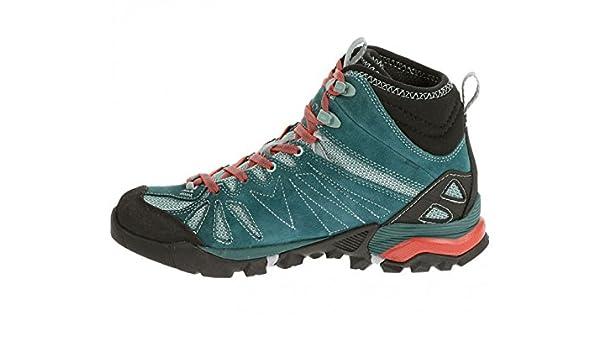 9d0cd88759a4 Merrell Capra Mid Gore-Tex Waterproof Dragonfly Hiking Trek Walking Boots  Womens (UK 7.5)  Amazon.co.uk  Sports   Outdoors