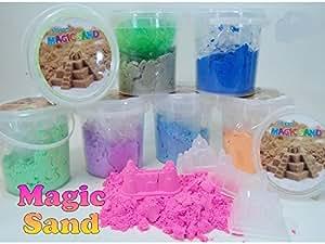 Sable magique 500 gr / Magic sand / le pot
