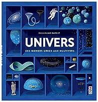Univers des Mondes grecs aux multivers par Guillaume Duprat