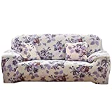 Sofa Cover Slipcover Stretch Fabric Sofa Anti-Slip Couch Protector Easy fit Stretch Washable