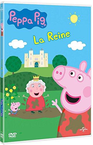 Peppa pig (12) : La reine