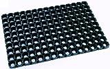 Domino extrem strapazierfähige Gummimatte 50 x 80 cm für den