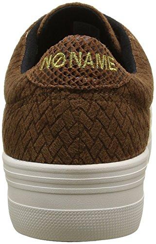 NONAME - Plato, Sneaker Donna Marron (Velveta Tabaco)