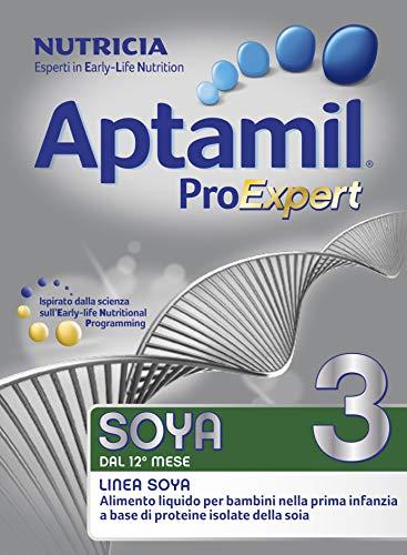 Aptamil Proexpert Soya 3 Latte di crescita- 12 Bottiglie da 500 m