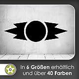 Alte Sith Wandtattoo in 6 Größen - Wandaufkleber Wall Sticker