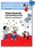 Schott Music ED23135 9783795716813 Mini-Musicals et compteur sur fourchettes et fées