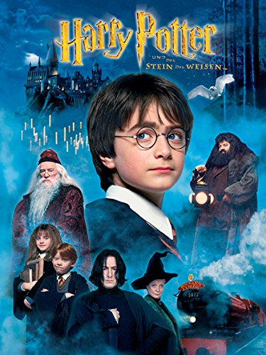 Harry Potter und der Stein der Weisen [dt./OV] (Der Stein Der Weisen)