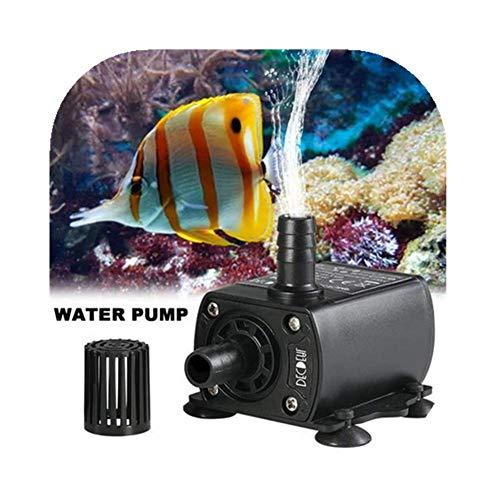 Nearthde 400 l/h max 4 mt tauchen Mini tauchwasserpumpe, Power solar Batterie bürstenlosen dc 12 v für Ultra leise für teich, Aquarium, Aquarium brunnen Pv-solar-power