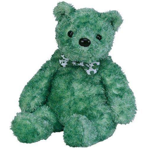 Ty Beanie Baby–luck-e der irische Bär (Internet Exklusive) von, Digi