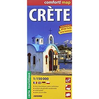Crète : 1/150 000