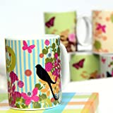Devnow Porcelain Love Garden Tea-Coffee ...