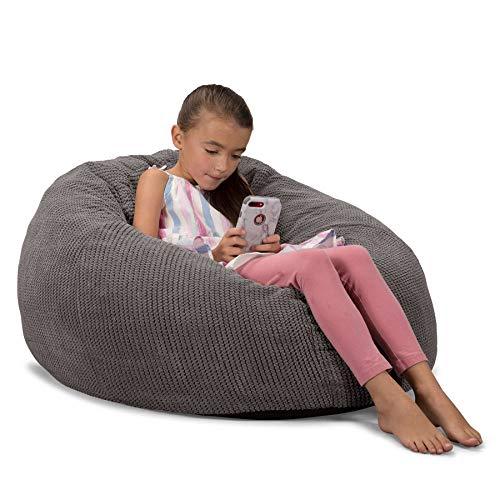Lounge Pug, CloudSac 200 Kids, Puf Gigante Viscoelástico Infanti, Pom