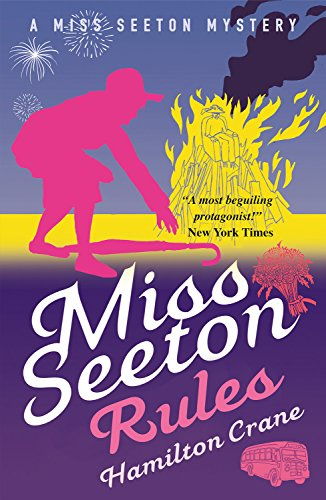 Crane Hamilton (Miss Seeton Rules (A Miss Seeton Mystery Book 18) (English Edition))