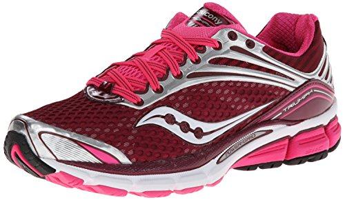 Saucony Cohesion 10, Scarpa Running Uomo Berry/Vizipink