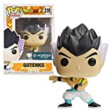 Funko Pop gotenks 319 Dragonball Super 9 cm Figure Dragon Ball wootbox Exclusive