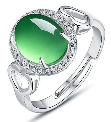 Anelli cuore da Donna,argento sterling 925 con