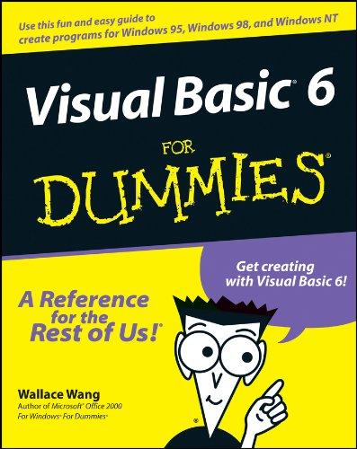 Visual Basic 6 For Dummies por Wang
