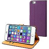 Muvit MUSNS0076 Etui pour iPhone 6 Plus Violet