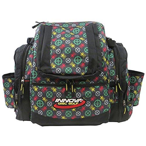 Innova Super HeroPack Rucksack Disc Golf Bag (Rasta)