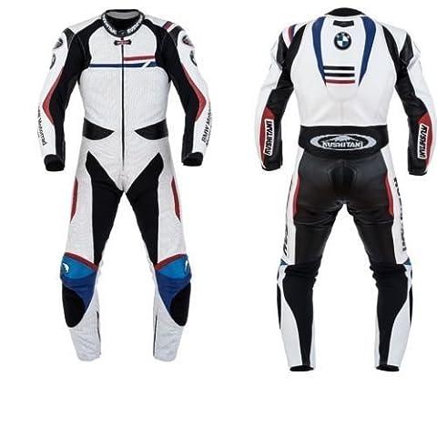 BMW dainese GP Plus Veste en cuir pour moto Moto Sports Race Suit fabriqué sur mesure avec gratuit Nom d'impression