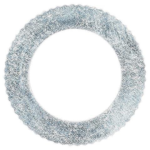 Bosch 2600100185 Bague de réduction pour lame de scie circulaire 20 x 12,75 x 0,8 mm