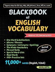 BlackBook of English Vocabulary February 2021 by Nikhil Gupta