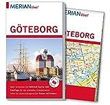 MERIAN live! Reiseführer Göteborg: Mit Extra-Karte zm Herausnehmen /  Mehr entdecken mit MERIAN TopTen 360° / FotoTipps für die schönsten ... für abwechslungsreiches Reisen mit Kindern