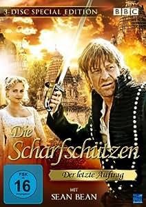 Die Scharfschützen - Der letzte Auftrag [Special Edition] [3 DVD Set]