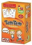 Jumbo Spiele 18177 - Tam Tam Multiplikation, Kartenspiele