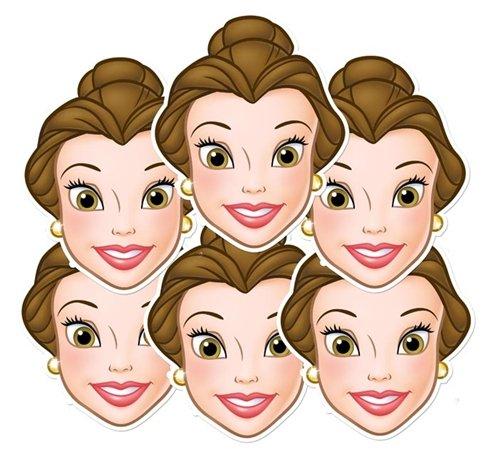 e Face Masks, 6 Stück ()