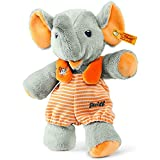 Steiff 240256 - Trampili Elefant 24, grau/orange