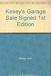 Kesey's Garage Sale Signed 1st Edition