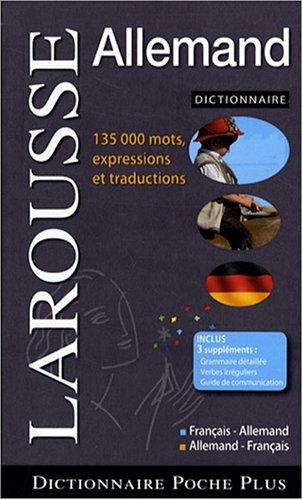 Dictionnaire français-allemand allemand-français par Marc Chabrier