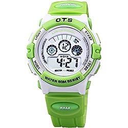Simple waterproof luminous watch/Student watch/Sports watches-K
