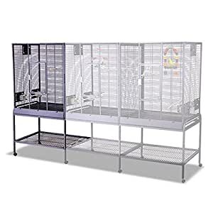 Montana Cages ® Module d'expansion volière Sittichvolière