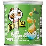 Pringles Chips Crème & Oignon Mini 40 g