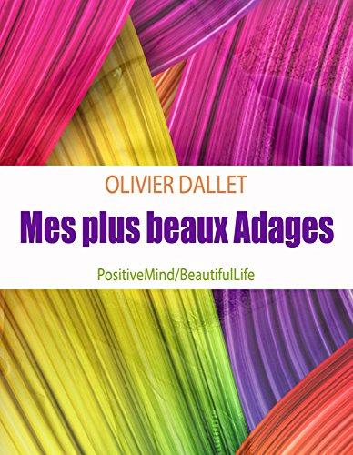 Mes plus beaux Adages (Tome t. 1) par Olivier Dallet