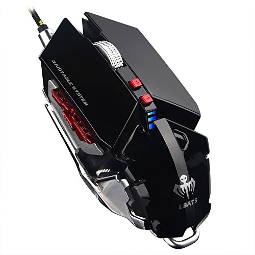 programmable-gaming-mouse-9-customizable-keys-adjustable-length-aluminum-alloy-base-4-dpi-setting-mo