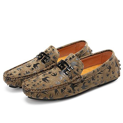 Miyoopark ,  Herren Sneaker Low-Tops Braun